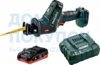 Аккумуляторная ножовка Metabo SSE 18 LTX Compact 602266890